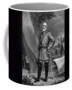 General Robert E Lee Coffee Mug by War Is Hell Store