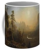 Glacier Point Trail Coffee Mug