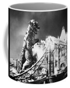 Godzilla Coffee Mug