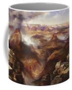 Grand Canyon Of The Colorado River Coffee Mug