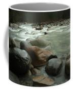 Granite And Water, Lynn Creek Coffee Mug