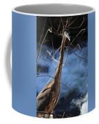 Great Blue Heron Coffee Mug
