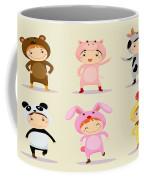 Happy Children  Coffee Mug