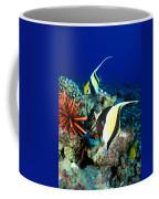 Hawaiian Reef Scene Coffee Mug