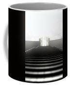 Heavens Gates And Silhouette Coffee Mug