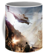 Helicopter Coffee Mug