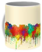 Hobart Australia Skyline  Coffee Mug