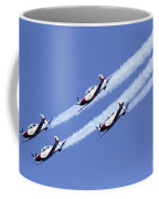 Iaf Acrobatic Team Coffee Mug