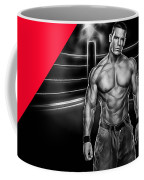 John Cena Wrestling Collection Coffee Mug