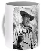 John Wayne (1907-1979) Coffee Mug