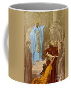 Judgment Of Solomon Coffee Mug