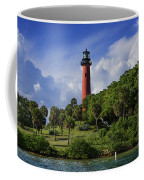 Jupiter Lighthouse Coffee Mug