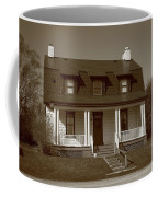 Keeper's House - Presque Isle Light Michigan Coffee Mug