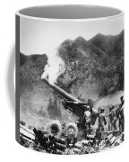 Korean War: Artillery Coffee Mug