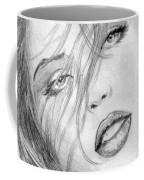 Tousled Coffee Mug
