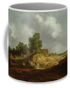 Landscape With A Cottage Coffee Mug