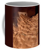 Light And Shadow In Mud Coffee Mug