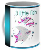 3 Little Fish Coffee Mug