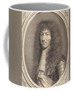 Louis Xiv Coffee Mug