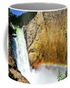 Lower Falls Rainbow Coffee Mug
