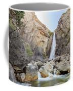 Lower Yosemite Fall In The Famous Yosemite Coffee Mug