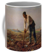 Man With A Hoe Coffee Mug