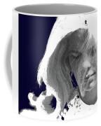 Margie In Repose Tucson Arizona 1969-2012 Coffee Mug