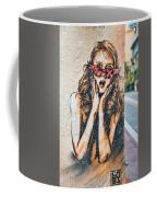 Marseille Street Art, Le Panier And Le Cours Julien Coffee Mug