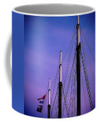 3 Masts In Halifax Coffee Mug