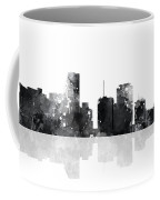 Miami Florida Skyline Coffee Mug