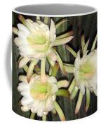 3 Midnight Stars.... White And Beautiful Coffee Mug