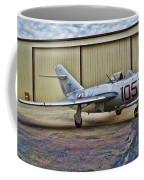 Mikoyan-gurevich Mig-15 Coffee Mug