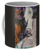 Modern Abstract Cow Painting Coffee Mug
