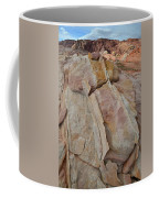 Morning In Valley Of Fire State Park Coffee Mug