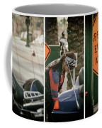 Motorcycles On Main Coffee Mug