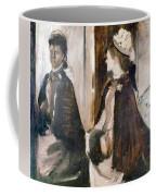 Mrs Jeantaud In The Mirror  Coffee Mug