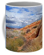 Nevada Desert Coffee Mug