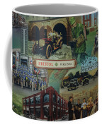History Of Bristol Tn/va Coffee Mug