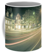 Newport Rhode Island City Streets In The Evening Coffee Mug