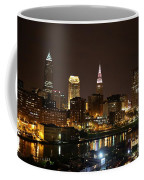 Nightlife In Cleveland Coffee Mug