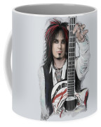 Nikki Sixx 4 Coffee Mug
