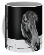 Noble Stallion  Coffee Mug