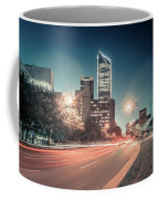 November, 2017, Charlotte, Nc, Usa - Early Morning In The City O Coffee Mug