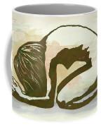 Nude - Pop Art Poster  Coffee Mug