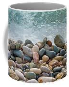 Ocean Stones Coffee Mug by Stelios Kleanthous