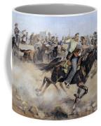 Oklahoma Land Rush, 1889 Coffee Mug