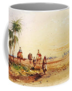 On The Road To Thebes Coffee Mug