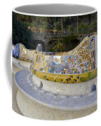 Park Guell Coffee Mug