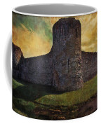Pevensey Castle Ruins Coffee Mug