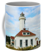 Point Wilson Lighthouse Coffee Mug